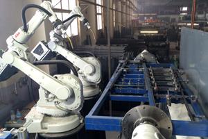 Промышленные роботы ABB