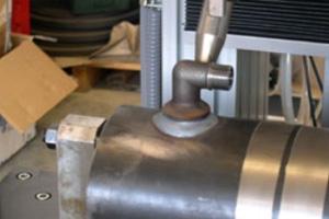 Автоматические установки для приварки фитингов