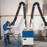 Вытяжное и фильтровентиляционное оборудование для дыма и пыли
