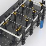 Сварочно-монтажные столы 28 системы