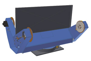 2-станционный позиционер VMH-CDD