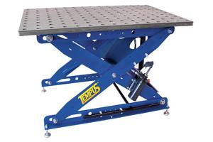 3D-системы сварочных столов серии SST flex