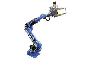 6-осевой сварочный робот MS165