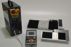 DTE PLC Генератор линейных колебаний с цифровым управлением