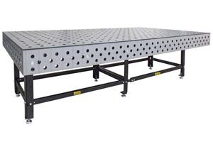 Пятисторонние сварочные столы серии SSTW-Fix