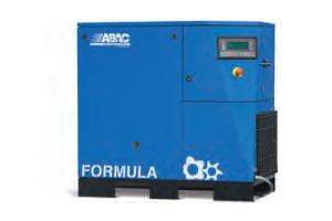 Компрессоры масляные ременные серии FORMULA 5,5 – 75,0 кВт