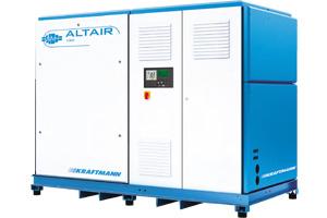 Компрессоры масляные с прямым приводом серии ALTAIR 16–355 кВт