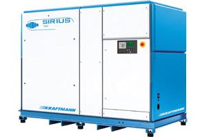 Компрессоры масляные с прямым приводом серии SIRIUS 37–315 кВт