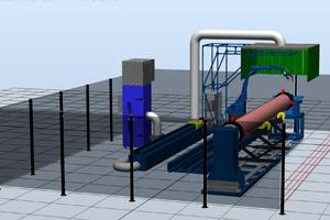 Роботизированный комплекс для сварки крупногабаритных тел вращения