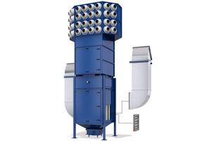 Центральная система приточно-вытяжной вентиляции помещений AIRTECH