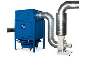 Центральная фильтровентиляционная система ZPF 6H