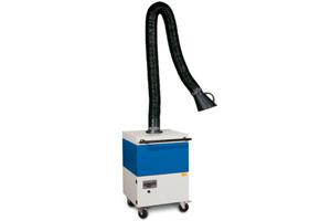 Механический фильтровентиляционный агрегат CAREMASTER с 1 вытяжным устройством