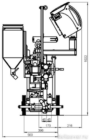 Сварочный трактор Мастертрак A6