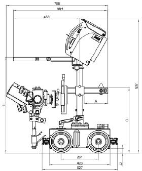 Сварочный трактор Мультитрак А2