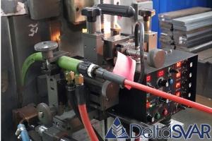 Электро-газовая сварка порошковой проволокой сталей толщиной 12 мм и выше за один проход