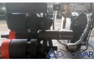 Производственный участок для сварки трубных узлов малого диаметра